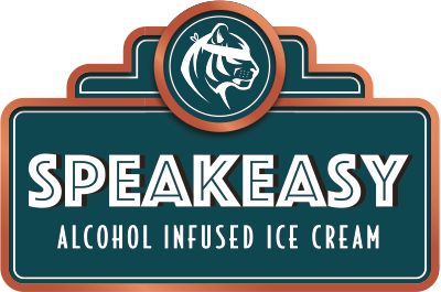 Speakeasy Alcohol Infused Ice Cream